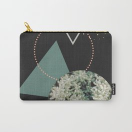 Hello Winter #society6 #decor #winter Carry-All Pouch