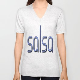 Salsa Ultra Chic Unisex V-Neck