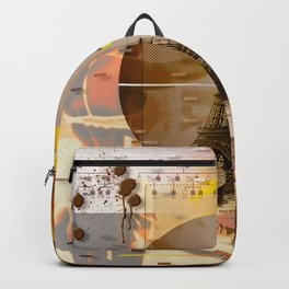 Been There Done That < The NO Series (Brown) Backpack