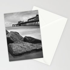 Southwold Pier and Rocks, Suffolk Stationery Cards