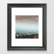 Intervention 28 Framed Art Print