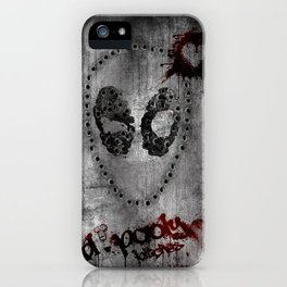 D.Pooly iPhone Case