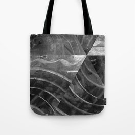 How we lose the track of time Tote Bag