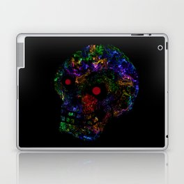 COTTON CANDY TERMINATOR T-850 Laptop & iPad Skin