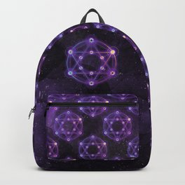 The Geometry of the Divine Backpack