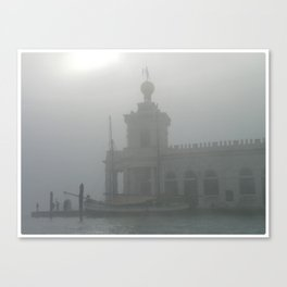 Misty Venezia Canvas Print
