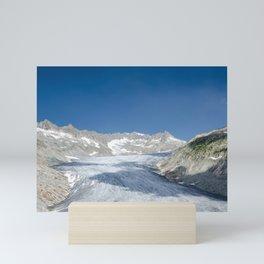 Swiss Mountains Mini Art Print