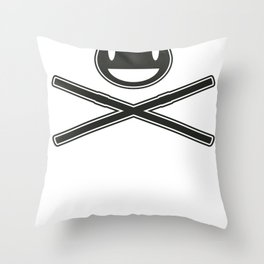 Cross-Staw Throw Pillow