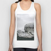 dc Tank Tops featuring DC-3 by Alex Tonetti Photography