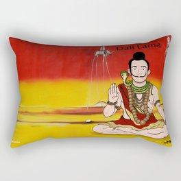 Dalí lama Rectangular Pillow