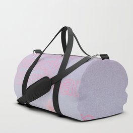 Cotton Candy Daydream Duffle Bag
