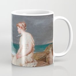Miranda, John William Waterhouse Coffee Mug