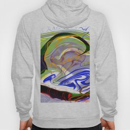 """Abstract Art """"Journey in the Mind"""" inspiredbyjeneva Hoody"""