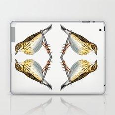 Tree pipit Laptop & iPad Skin