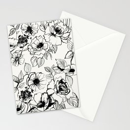 florid Stationery Cards