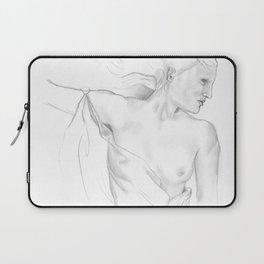 Bas-relief, Achilleion: Corfu, Greece. Laptop Sleeve