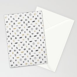 House of the Loyal - Pattern I Stationery Cards