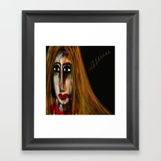 shhhhhhhhhhhh Framed Art Print