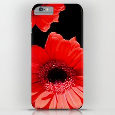 Two red iPhone 6 Plus Slim Case