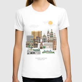Kansas City Plaza T-shirt