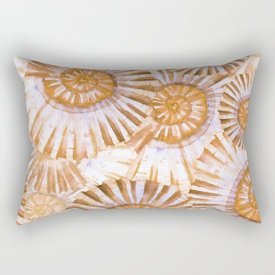 Sea Life Pattern 08 Rectangular Pillow