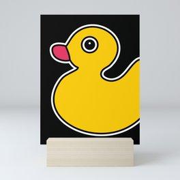 Yellow Rubber Duck Mini Art Print