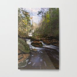 Falls at Ricketts Glen Metal Print