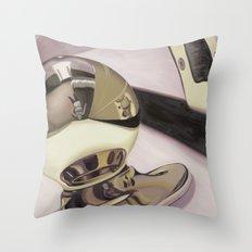 Doorknob #3 Throw Pillow