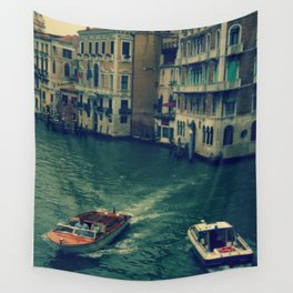 Venice, Grand Canal 3 Wall Tapestry