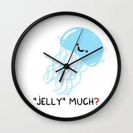 Jelly much? Wall Clock
