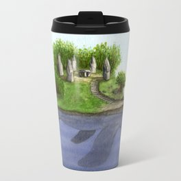 Turtle island Travel Mug