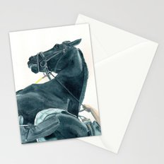 Friesian Horse 2 Stationery Cards