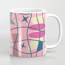 Mid Century Modern Abstract Pattern 413 Coffee Mug