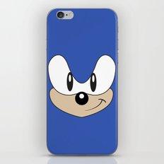 Sonic The Hedgehog iPhone & iPod Skin