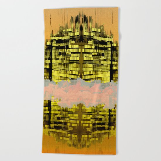Renascence / 22-9-16 Beach Towel