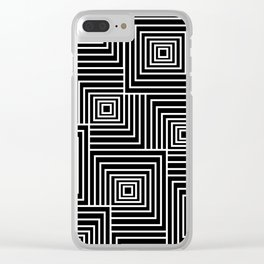BNW Zone Clear iPhone Case