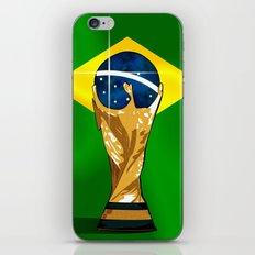Brazil 2014 iPhone & iPod Skin