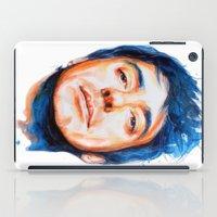robert downey jr iPad Cases featuring Robert Downey Jr. by KlarEm