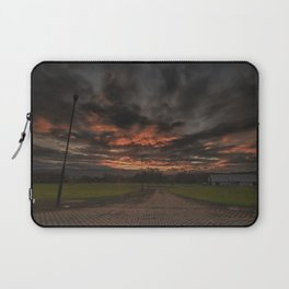 Bring the Fiery Rain Laptop Sleeve