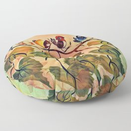 Spring Peeps Floor Pillow