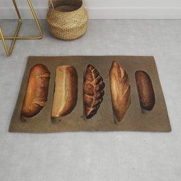 Vintage Bread Rug