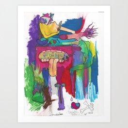 Medicine Art Print
