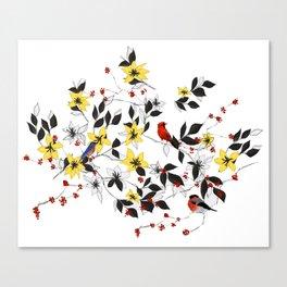 Rookery Canvas Print
