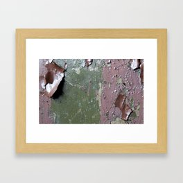 Lead paint anyone? Framed Art Print