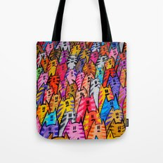 Cats 05 Tote Bag