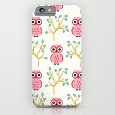 Owl Grove iPhone 6s Slim Case