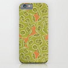 olive orange algae Slim Case iPhone 6s