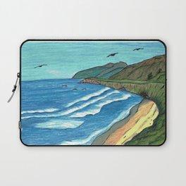 Beach Escape Sand Dollar Beach Laptop Sleeve