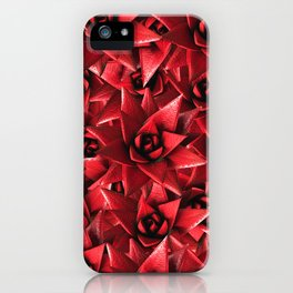Lusty Crown of Thorns iPhone Case