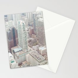Michigan Avenue - Chicago Photography Stationery Cards